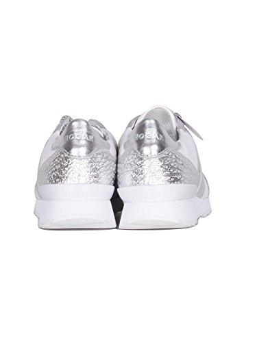 Hogan Donne Hwx2610k960ir40bwi Sneakers In Pelle Bianca