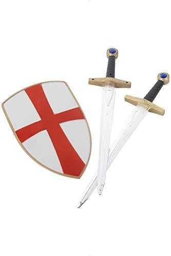 (Knight Crusader Set Costume Accessory)