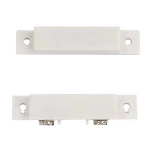 Olymstore Magnetic Sensor Home Door Window Entry Warning Alarm Switch Door Contact Magnet