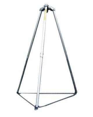 Miller 7-Ft. (2 M) High-Strength Aluminum Tripod