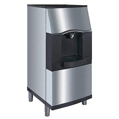 - Manitowoc SFA-191 Vending Ice Dispenser With Built-In Water Valve