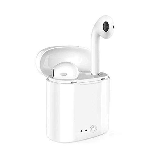 Price comparison product image Wireless bluetooth heatset pair,  compatible with most bluetooth devices (phone,  computer,  television…),  one of the best in Amazon. High sound quality and stable bluetooth signal