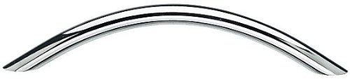 Top Knobs M427 Curved Wire Pull Steel