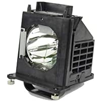 TV Lamp 915B403001 with Housing for Mitsubishi WD60735, WD60C8, WD65735, WD65736, WD65835, WD65C8, WD73735, WD73736