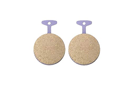 Yamaha RD 250 B Front Disc & Rear Drum Brake Disc Pads Front R/H Kyoto 1975: