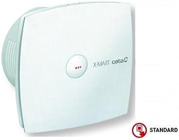 CATA X-MART 12 MATIC Blanco - Ventilador (Blanco, Techo, Pared, De ...