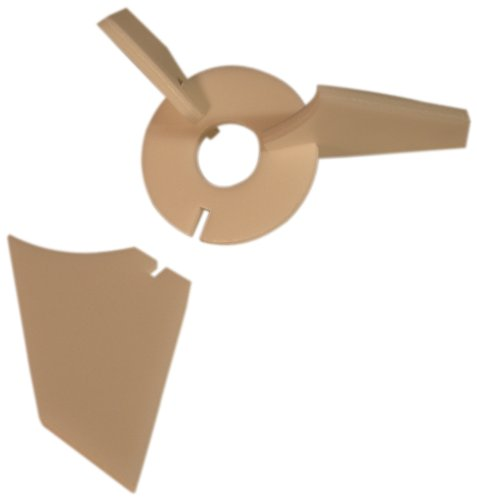 Quest Aerospace Water Rocket Replacement Fin Set
