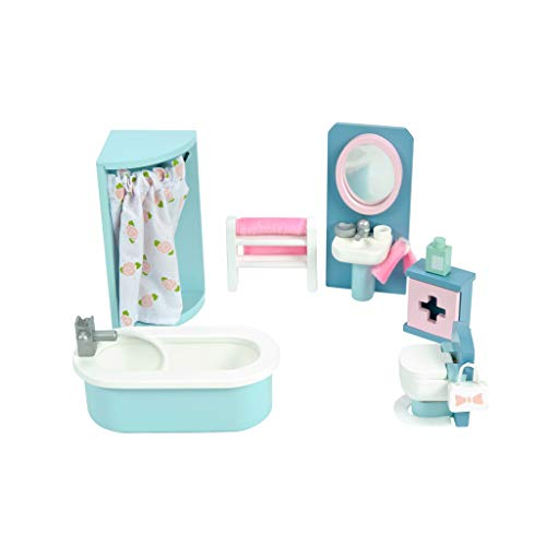 - Le Toy Van Dollhouse Furniture & Accessories, Daisylane Bathroom