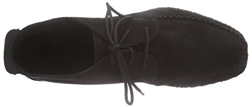 Sole Runner Chenoa - Mocasines Unisex adulto Negro - Schwarz (black 00)
