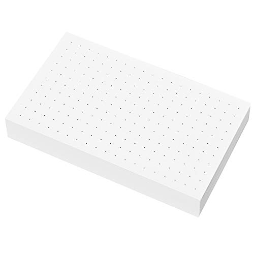 Home Advantage Dot Grid Graph Index Cards (3-x-5-inch)