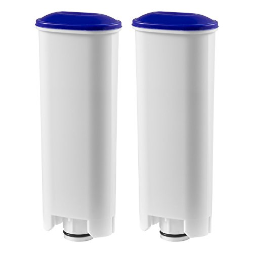 2x Water Filter Cartridges  for DeLonghi coffee machines