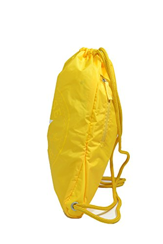 Converse Shoebag CT Print unisex adulto, zaino, giallo