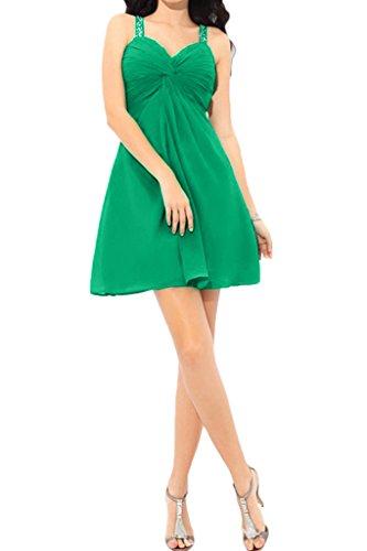 TOSKANA BRAUT -  Vestito  - linea ad a - Donna verde 44