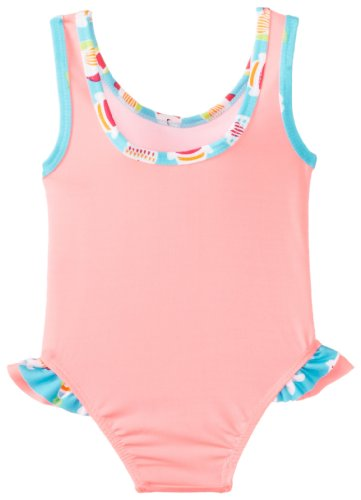 Wippette Baby-Girls Infant Fish Swim Cover-up Set