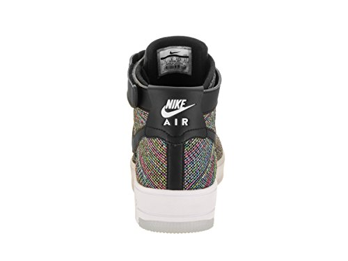 Men's Black Shoe Pink AF1 NIKE Basketball Ultra Blast Mid Flyknit white TznOwq1x