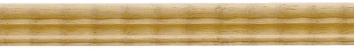 arved Dutch Ripple Moulding Stick (Decorative Trim Moulding)