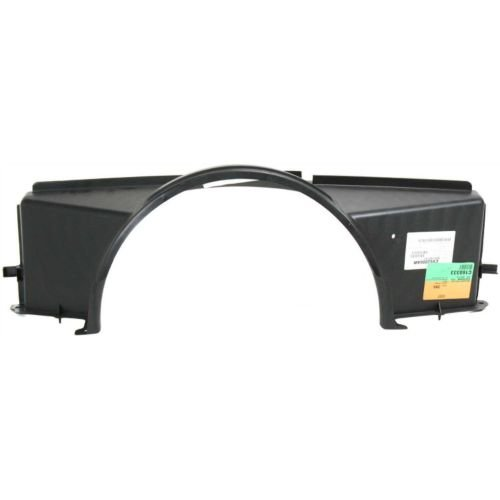 Make Auto Parts Manufacturing - SILVERADO P/U 99-07 RADIATOR FAN SHROUD, Gas, Lower - GM3110136