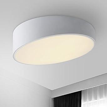 WAWZW LED lámpara de techo Lámparas de techo de montaje ...