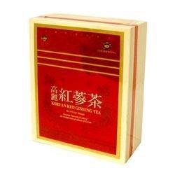 Korean Red Ginseng Tea Net Wt 2g (100 Bags) (Ginseng Red Tea)