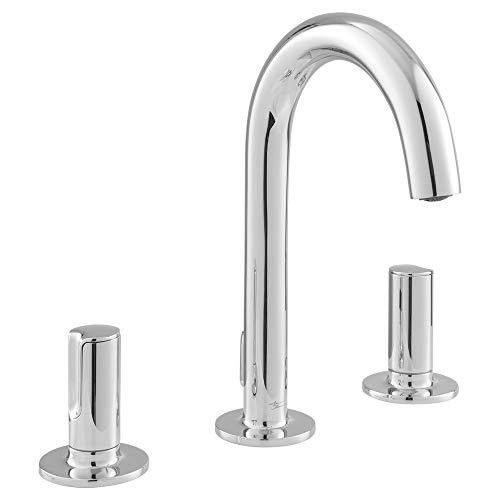 (American Standard 7105821.002 Studio S Widespread Bathroom Faucet, Polished Chrome)