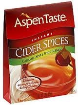 Aspen Taste Mix Mulling Spice Crml Apple