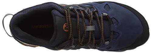 Gtx sodalite Merrell Homme Chaussures All Out De 2 Basses Sodalite Bleu Randonnée Blaze qqTPFIxH