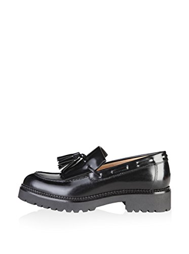 Made in Italia Damen Shoes Mokassin Schwarz