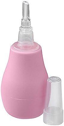 Aspirador Nasal para bebé aspirador nasal más clara bombilla (rosa ...