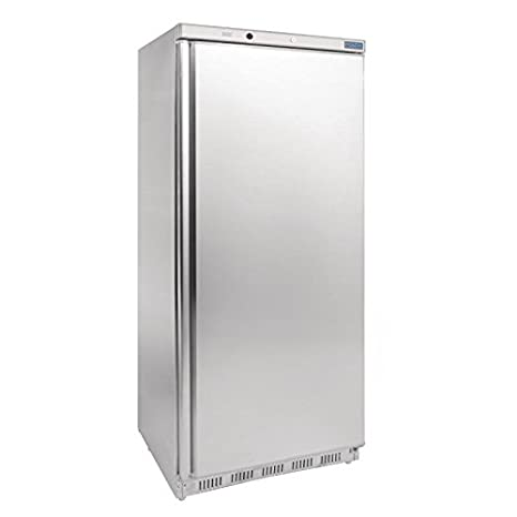 Polar - Congelador de una sola puerta (600 L, 1890 x 780 x 695 mm ...