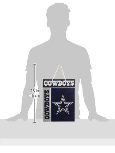 FOCO Dallas Cowboys Gift Bag/Gift Wrap 2 Pack by FOCO (Image #3)