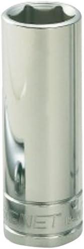 シグネット 1/4ドライブ 12MM ディープソケット 11412