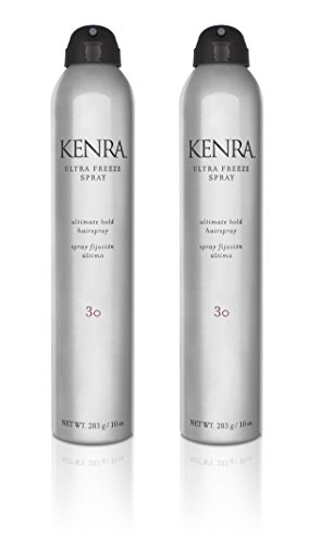 Kenra Ultra Freeze Spray 10 Ounce 2 Pack