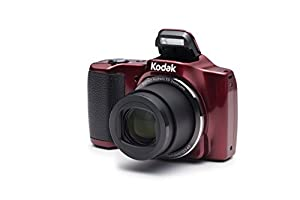 "Kodak PIXPRO Friendly Zoom FZ201 16 MP Digital Camera with 20X Optical Zoom and 3"" LCD Screen (Black)"
