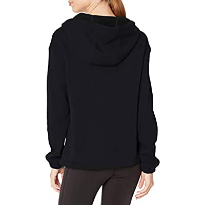 Essentials Women's Fleece Lined Pullover Hoodie Anorak: Clothing