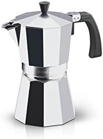 Monix VitroMax, Blanco, Aluminio - Máquina de café: Amazon.es: Hogar