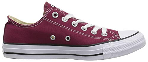 Unisex Ox Adulto bordeaux Optic Converse Sneaker As M7652 Can PBqHRCYw