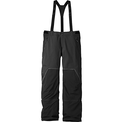 Outdoor Research Men's Trailbreaker Pants, Black, Medium