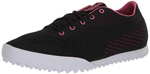 Puma Golf Women's Monolite Cat Engineered Mesh Golf Shoe
