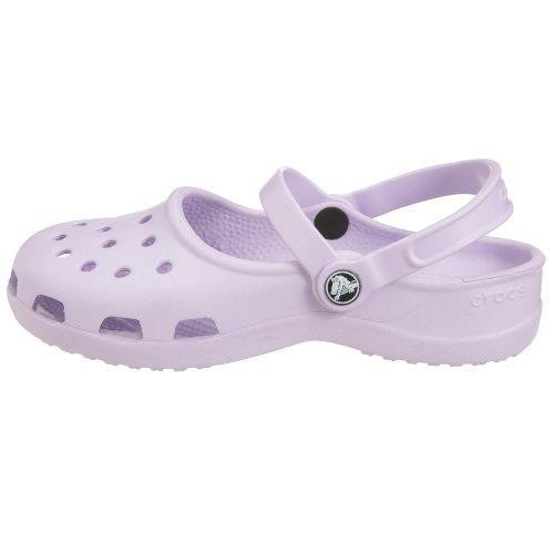 Viola Scuro Crocs Flats Jane Mary Womens qPTzB