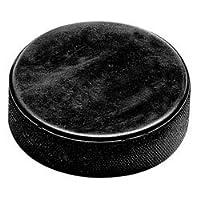A&R Sports Case of Pucks de práctica de hockey sobre hielo, negro - Paquete de 20