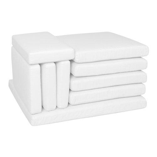 Kit de housses pour salon La Baule - Blanc: Amazon.fr: Cuisine & Maison