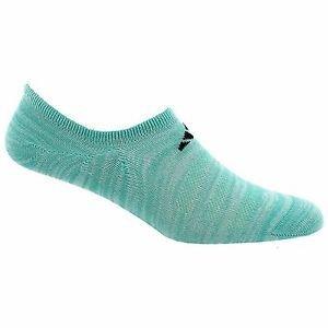 Adidas Womens Super No Show 6 Pair Climate Socks