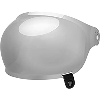 Bell Bullitt Bubble Face Shield Clear with Black Tab