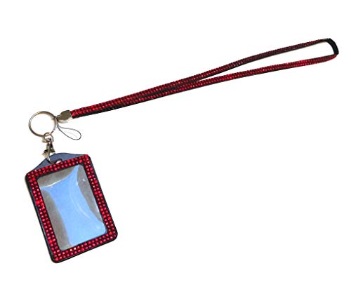 whistle lanyards with bling - 1