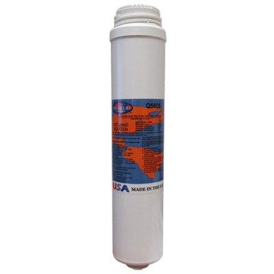 - Omnipure Q5421-P Q-Series 10 mic. Carbon Block CTO/Scale - 8 1500 gal Filter