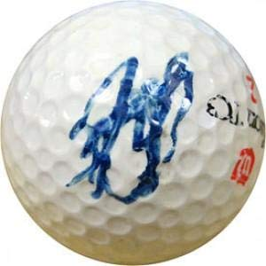 - John Daly Autographed/Signed Golf Ball - Autographed Golf Balls