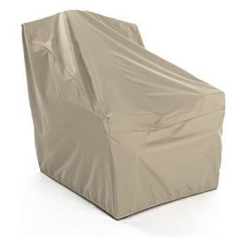 Charming This Item CoverMates U2013 Outdoor Chair Cover U2013 32W X 32D X 35H U2013 Elite  Collection U2013 3 YR Warranty U2013 Year Around Protection   Khaki