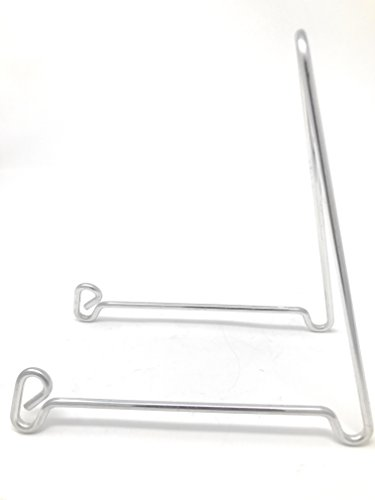 (Bowl Stand, Large, Aluminum.)