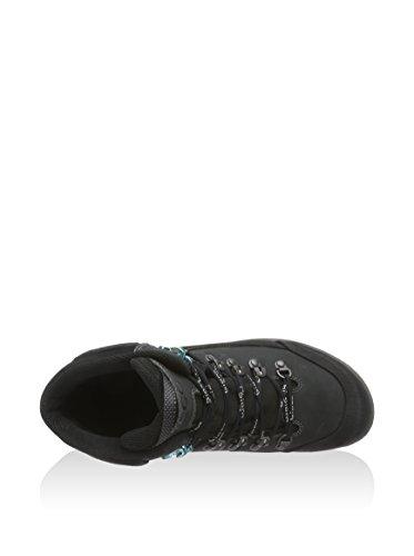 ECCO  Hike Ladies, Damen Sneaker, schwarz Schwarz