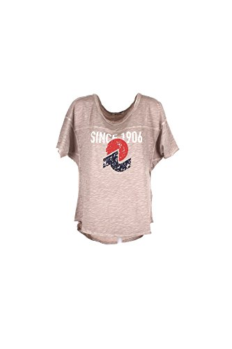 T-shirt Donna Invicta XS Beige 4452145/d Primavera Estate 2017